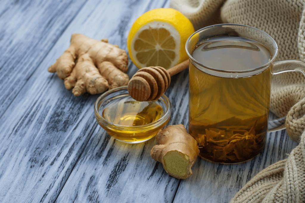 Naturavita čaj đumbir i limun te zeleni čaj s đumbirom idealni su za detoksikaciju organizma