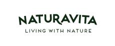 Naturavita English logo