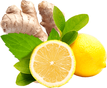Đumbir i limun / Ginger and lemon
